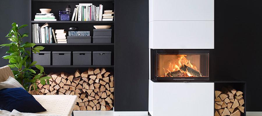 eldstad contura i51 i svart eller vit pl t kamin i halmstad falkenberg laholm varberg. Black Bedroom Furniture Sets. Home Design Ideas